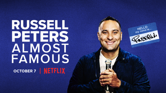 Russell Peters JFL montreal just for laughs festival