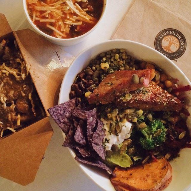copper branch montreal vegan restaurant 4