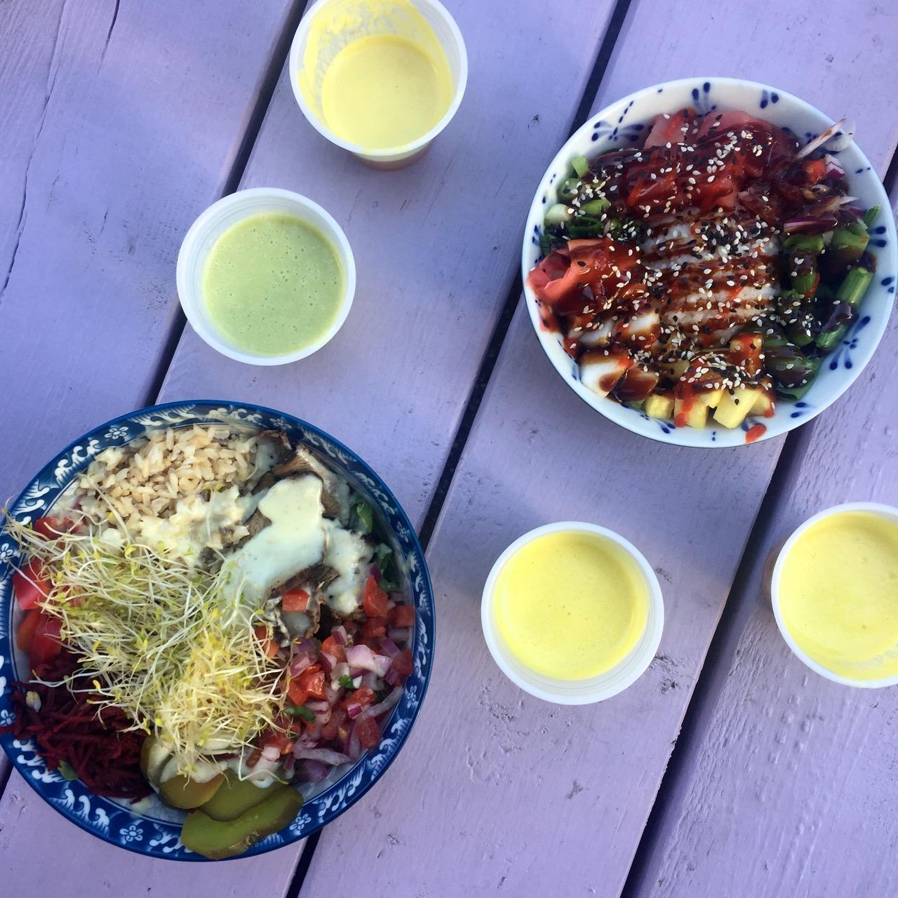A second look at a montreal salad healthy eats bar for Food bar health
