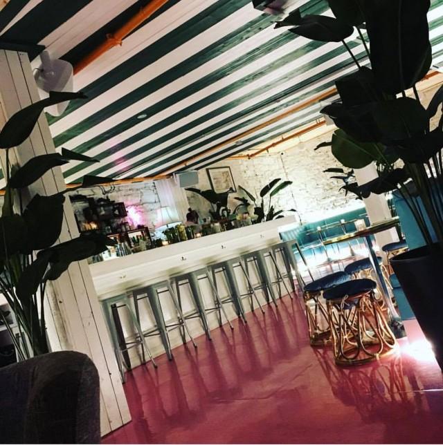 Boho Montreal bar restaurant 1