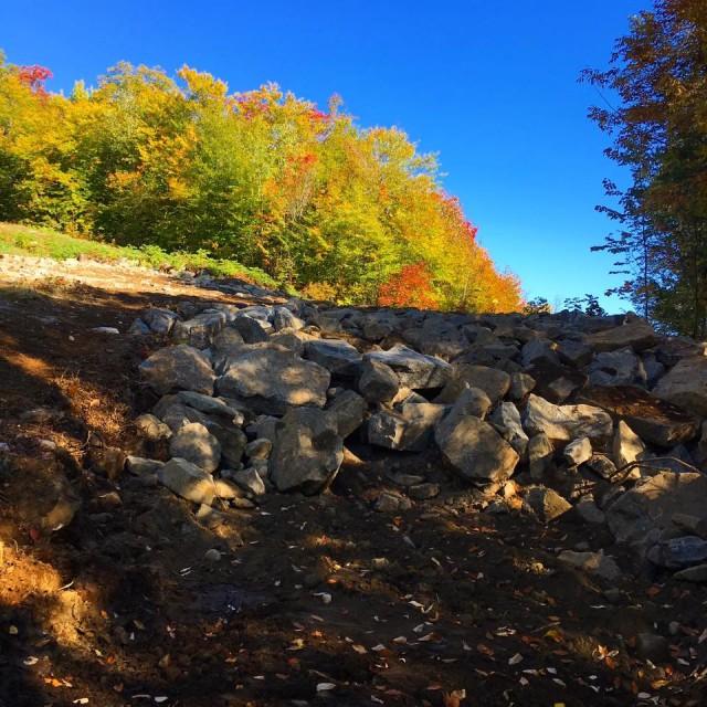 Morin Heights mountain hiking montreal