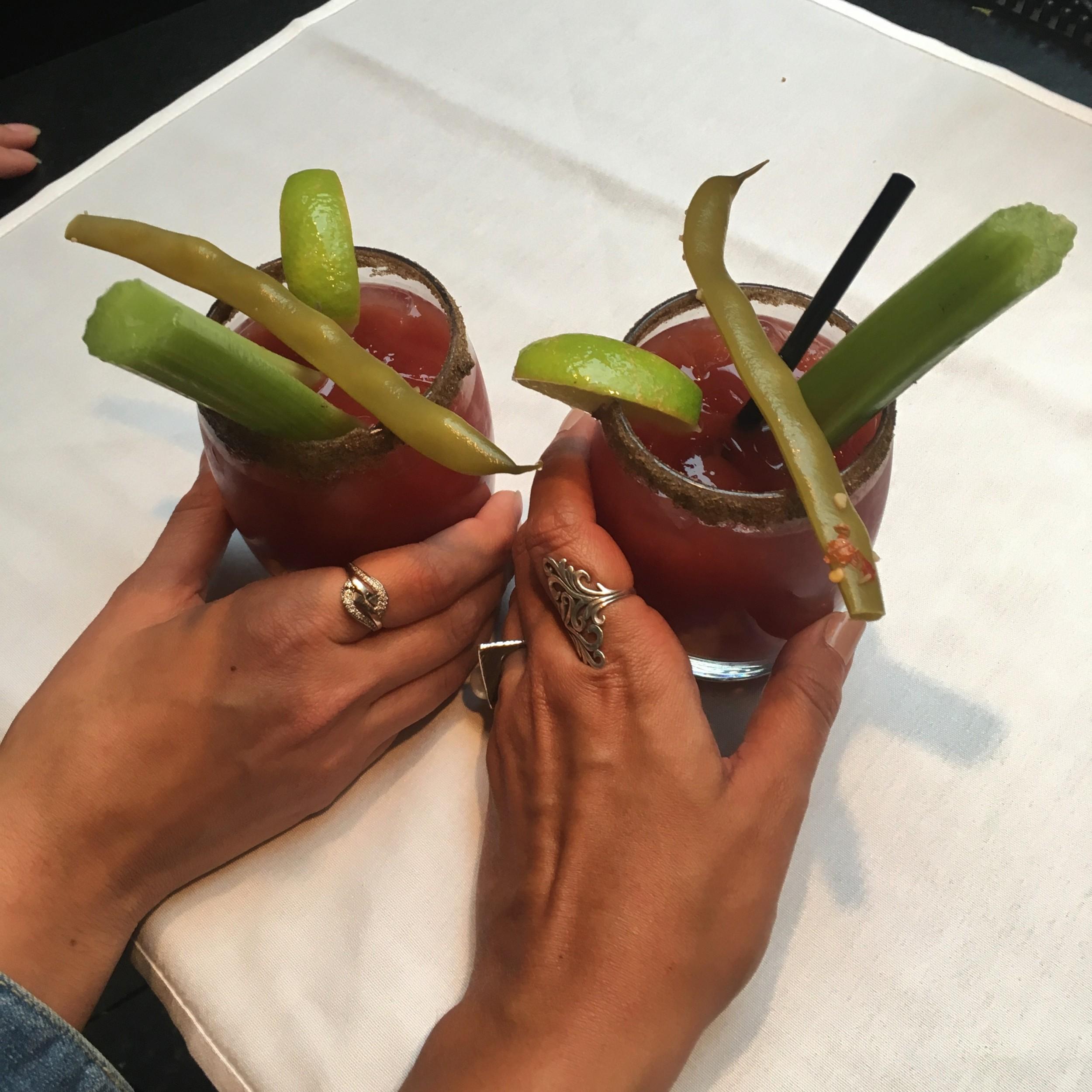 The Keg, Montreal Steakhouse Restaurant - Bloody Caesar