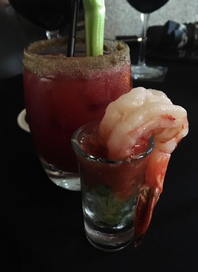 The Keg, Montreal Steakhouse Restaurant - Shrimp Cocktail