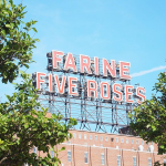 Farine Five Roses: How One Sign Came to Represent Our City