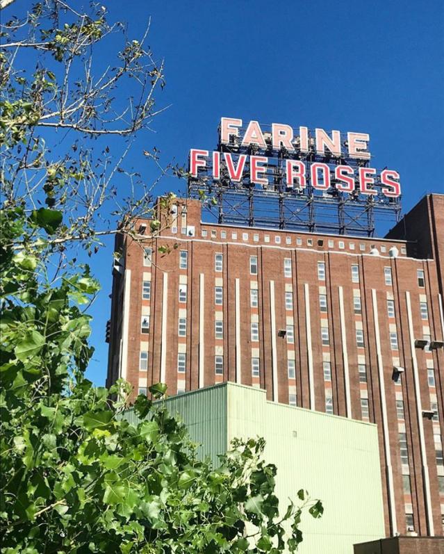 farine five roses montreal landmark 4