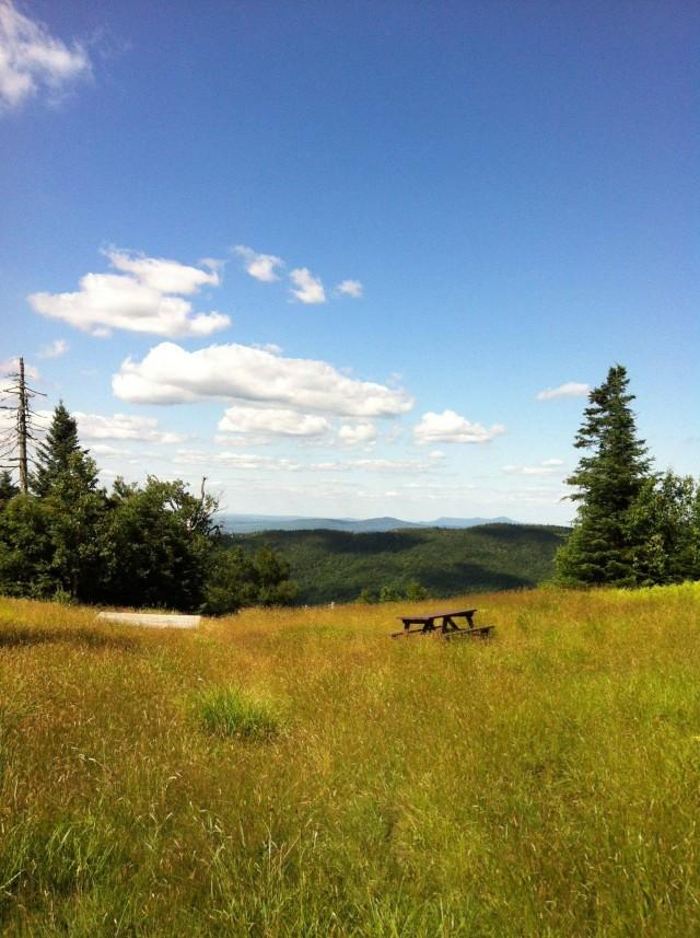 parc naturel de sutton montreal mountain hiking
