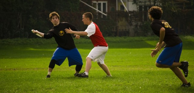 Montreal ultimate frisbee 2