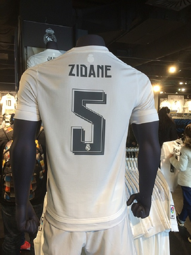 Montreall zidane picture