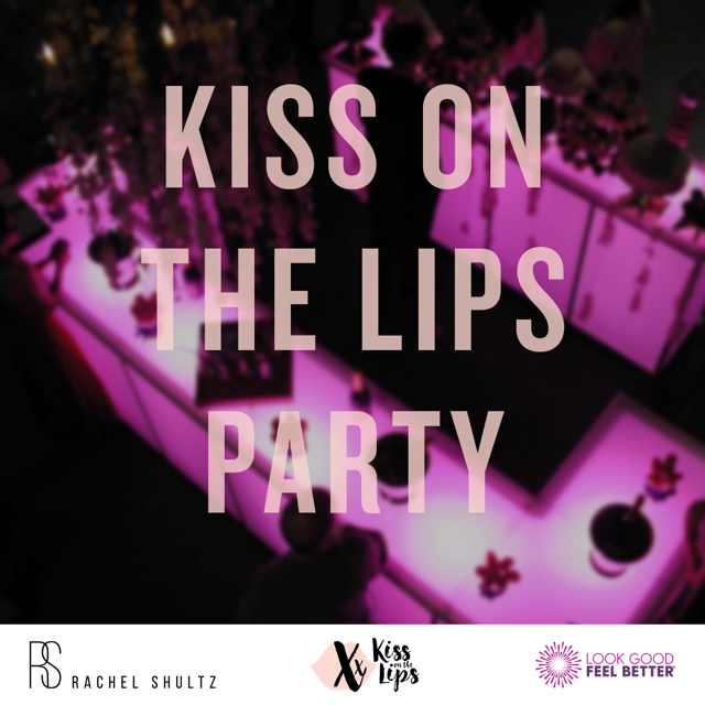 kiss on the lips cancer montreal fundraiser 1
