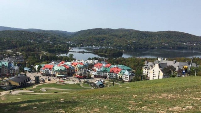 Tremblant Gourmand Hike View
