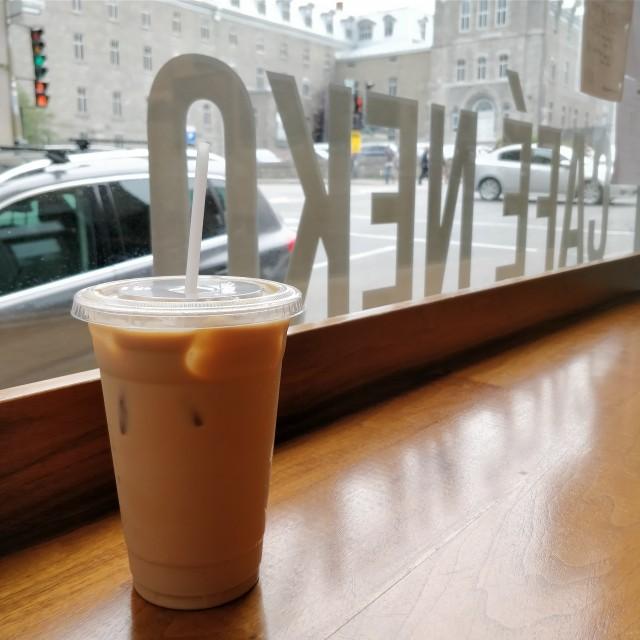 cafe neko-hongkongmilktea montreal