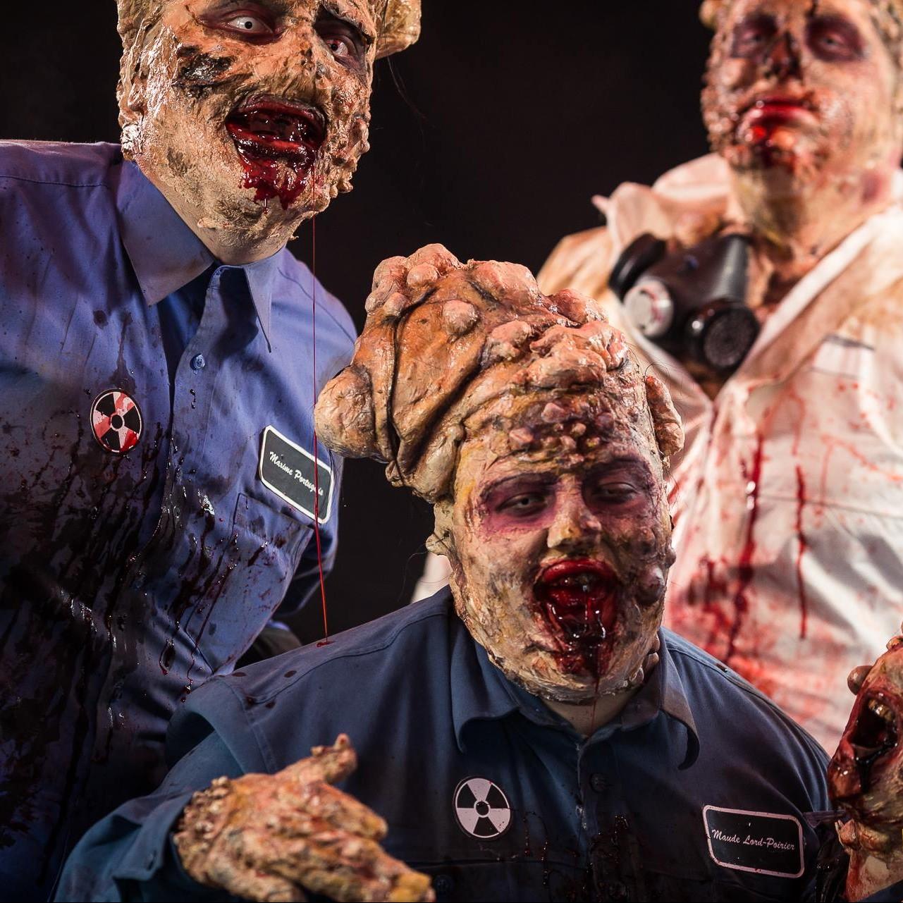zombie walk montreal halloween 7