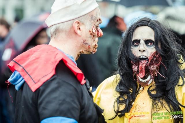 zombie walk montreal halloween 8