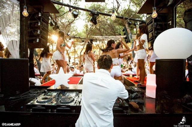 Carpe Diem White Party 2