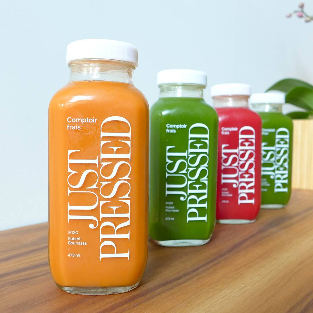 One Of The Best Organic Cold Pressed Juice Bars In