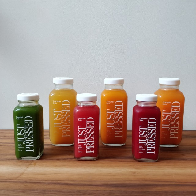 JP-cold pressed juice