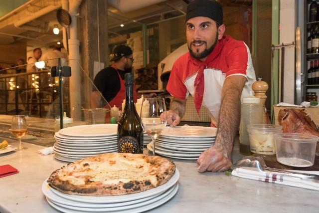 Prosecco Doc & Pizza