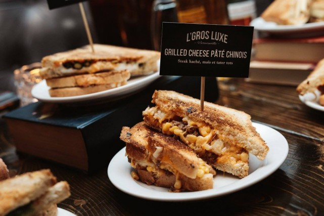 grilled cheese month lgros luxe montreal 2