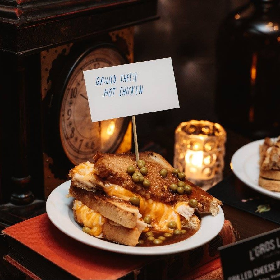 grilled cheese month lgros luxe montreal 5