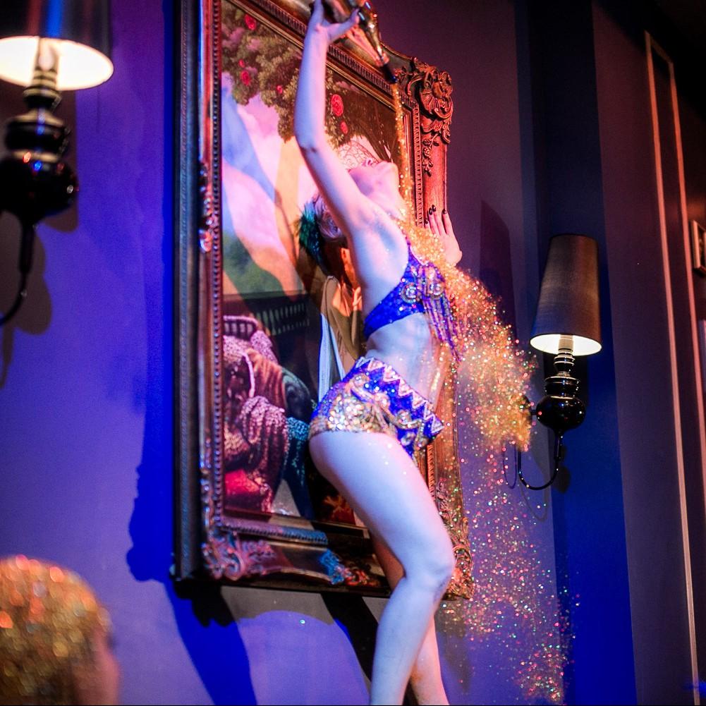 BordElle Montreal-Burlesque Show