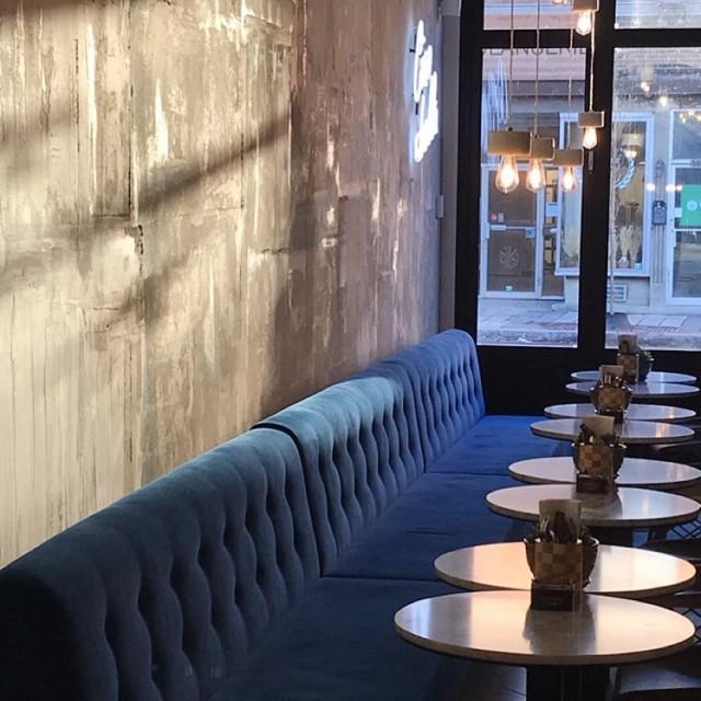 Caffe Farina [Restaurant:Cafe] Montreal 1