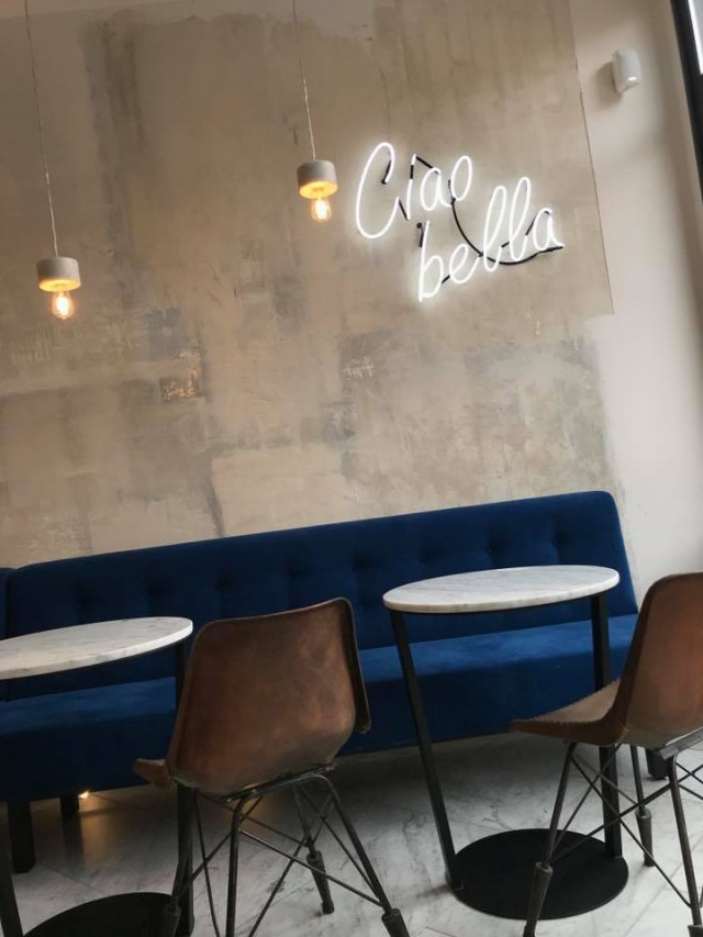 Caffe Farina [Restaurant:Cafe] Montreal 4