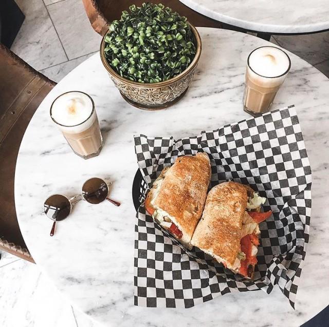 Caffe Farina [Restaurant:Cafe] Montreal 5 dapper_cards