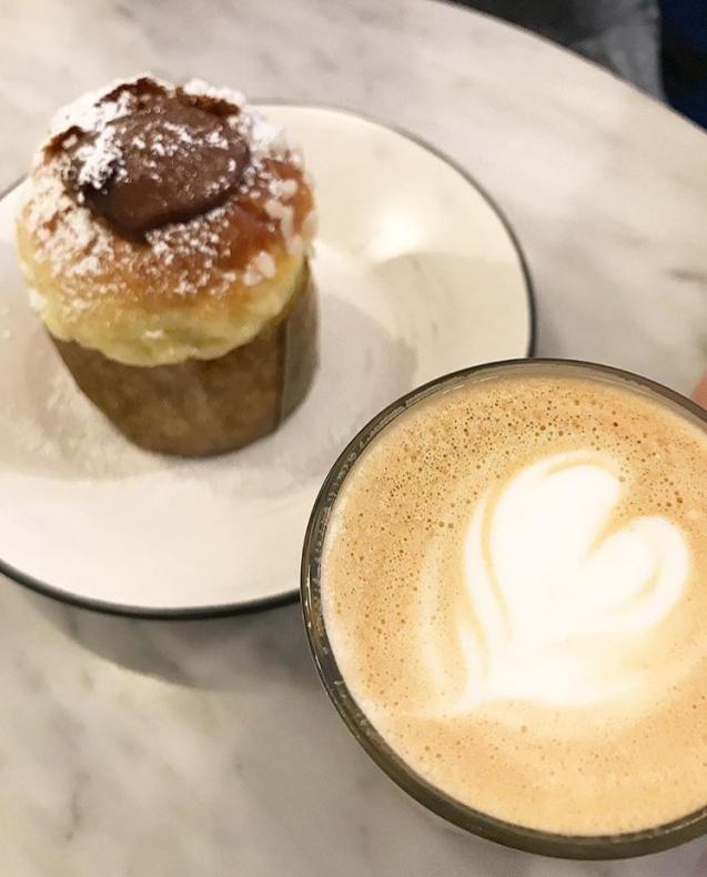 Caffe Farina [Restaurant:Cafe] Montreal 6