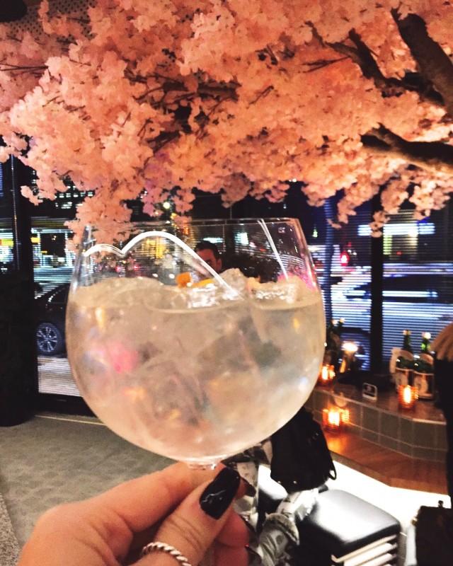 Le blossom bar izakaya montreal village japanese pub 5