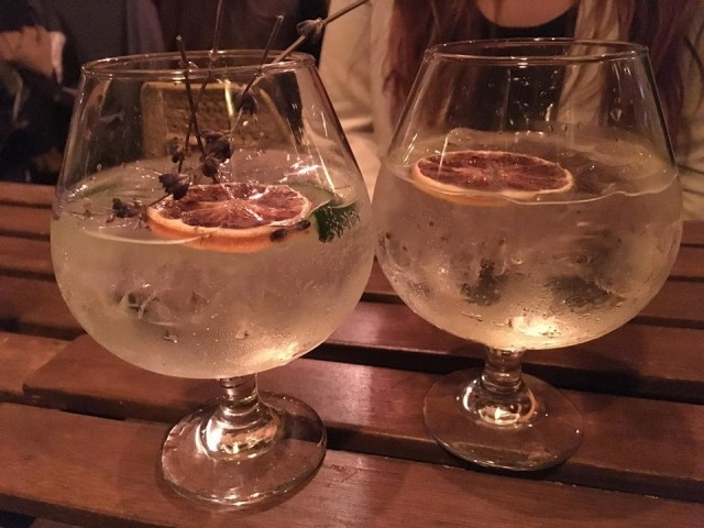 Madame Smith Gin & Tonics Mine