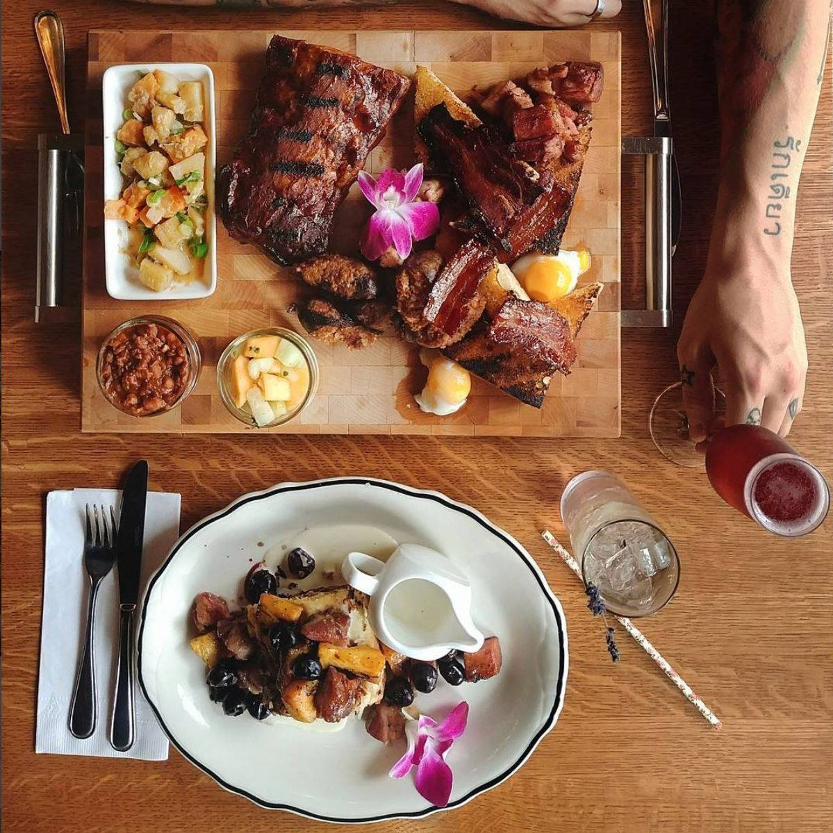 le boucan brunch montreal restaurant 4