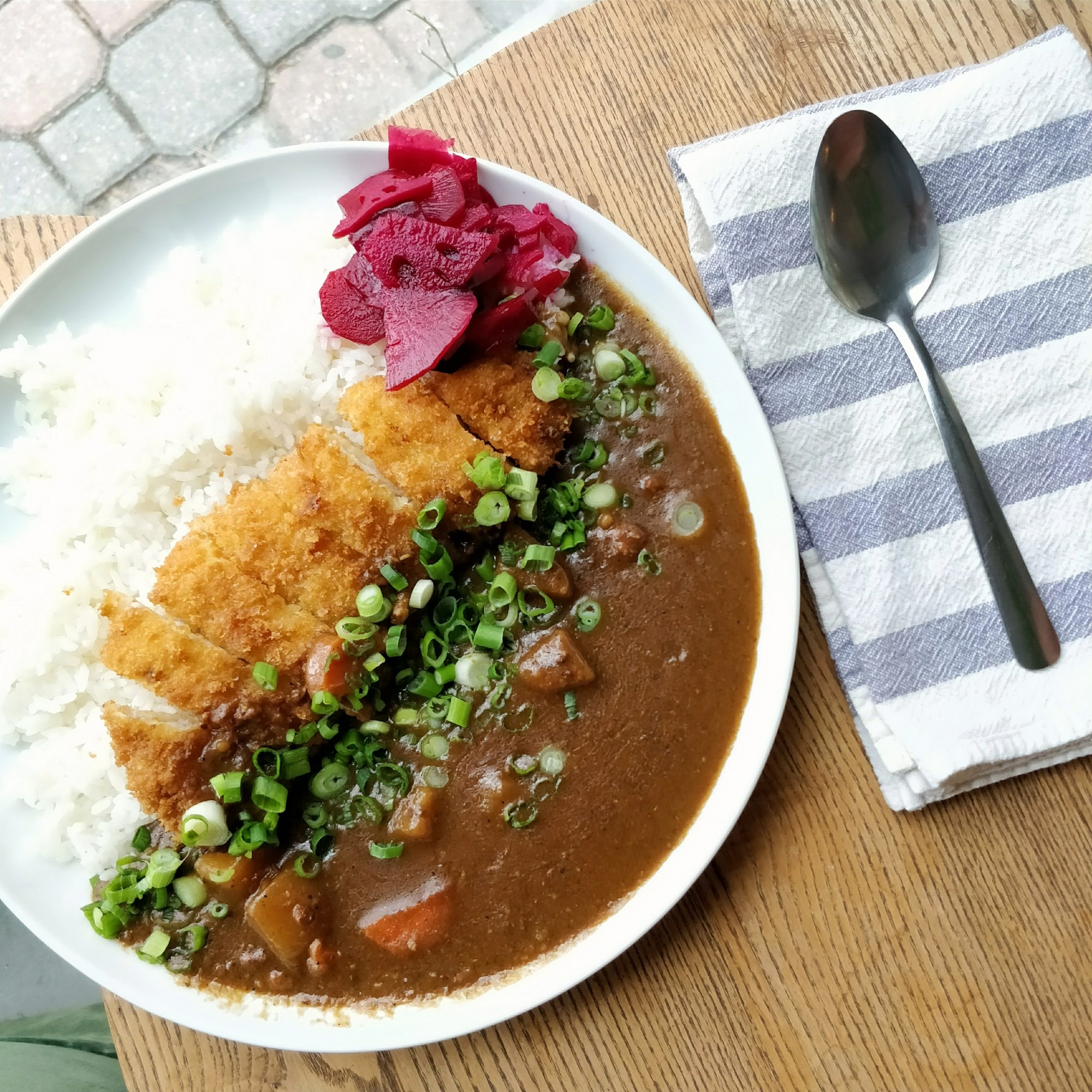Japanese curry-RC