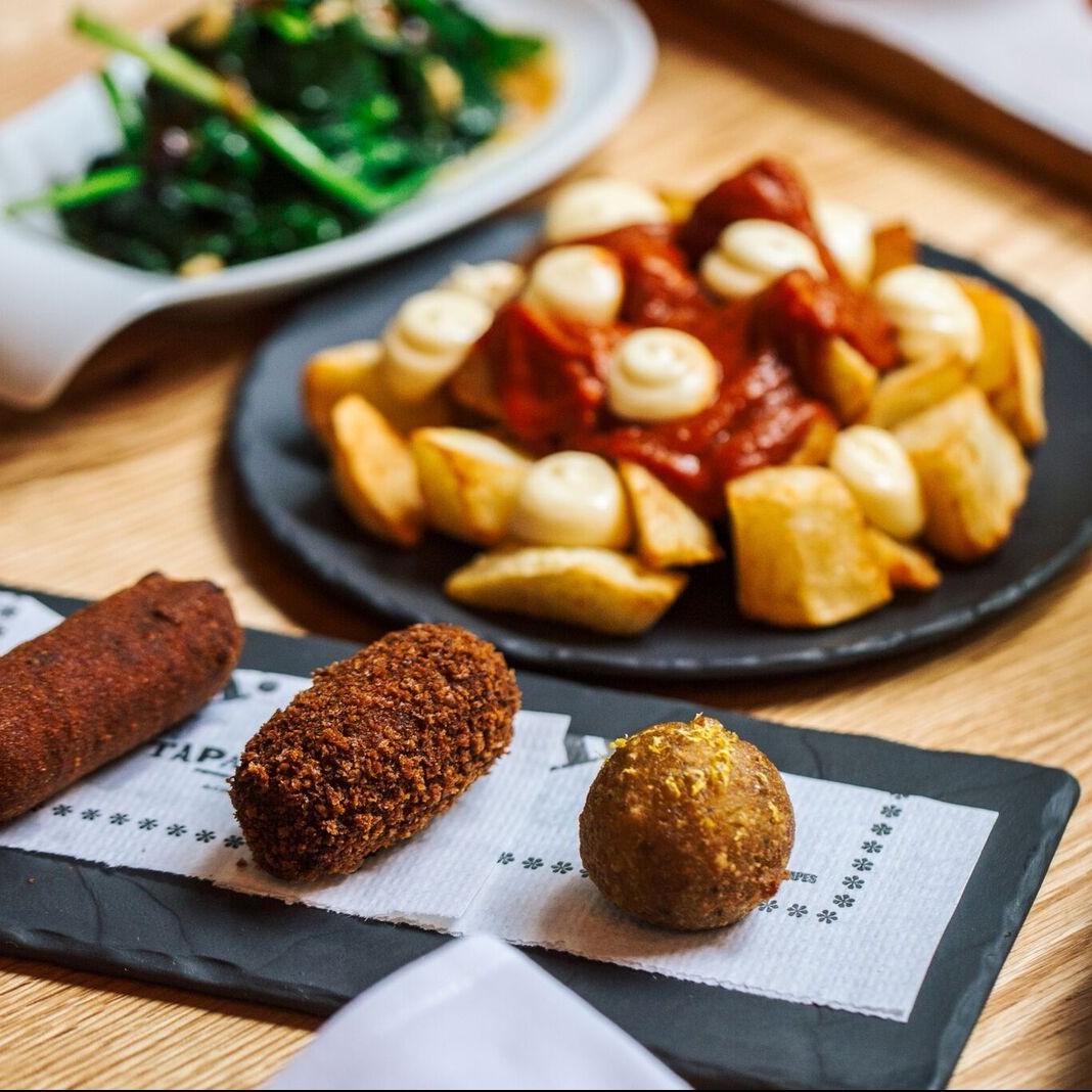 Tapas24 [restaurant] Food 3