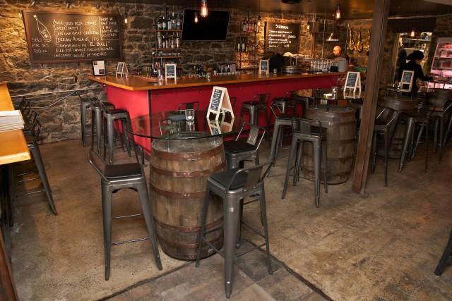 Ibericos montreal restaurant 3