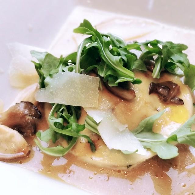 Quindici - ravioli foie gras-RC