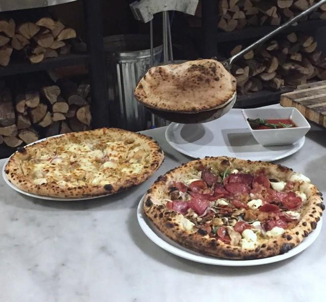 brigade pizzeria napolitaine montreal restaurant