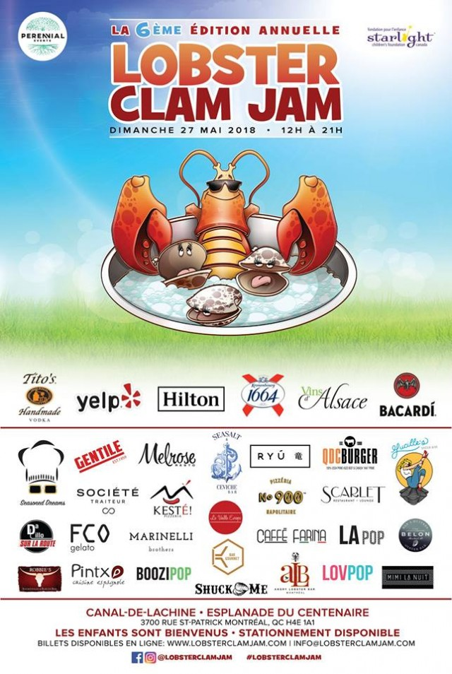 lobster clam jam montreal 2018 food festival 1