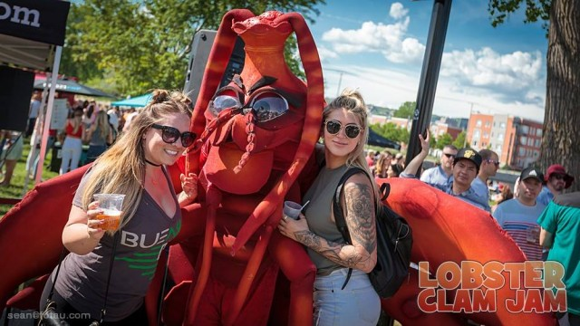 lobster clam jam montreal 2018 food festival 7