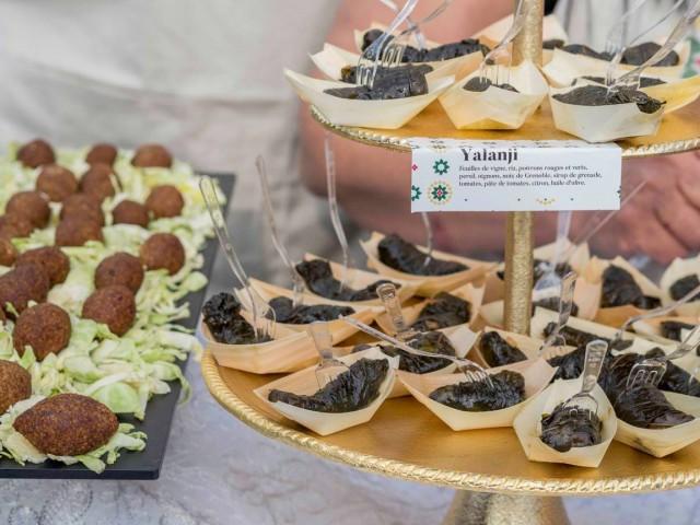 Les Filles Fattoush [catering launch] (1)