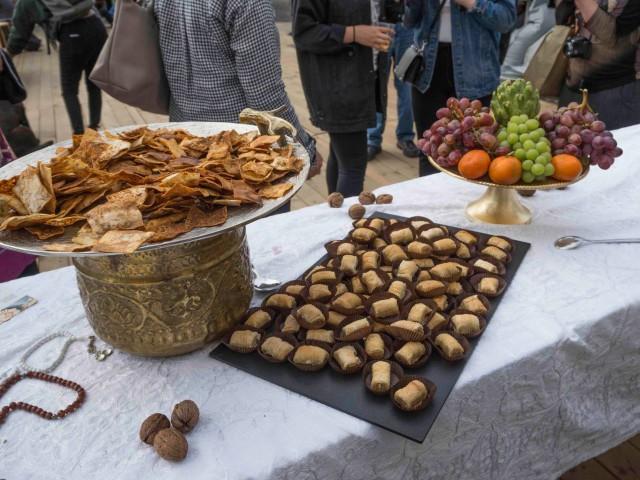 Les Filles Fattoush [catering launch] (5)