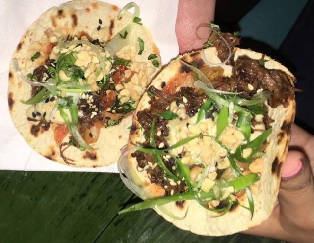 Boho Korean Tacos