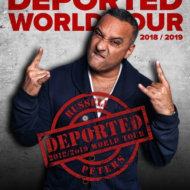 Russell Peters Dearly Deported