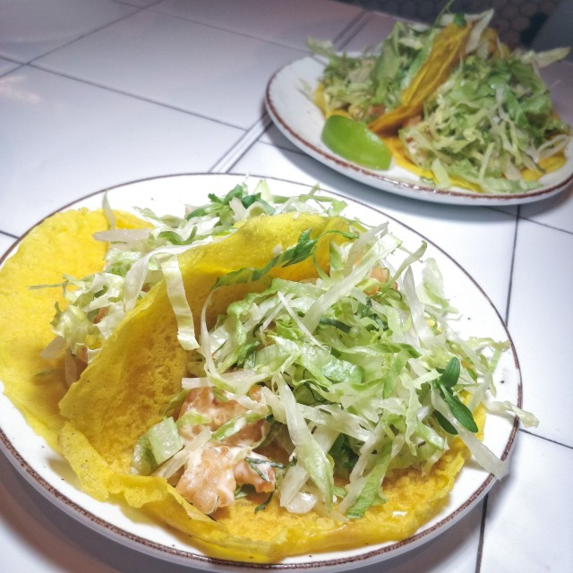 Shrimp tacos-RC