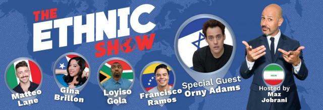The Ethnic Show 2018