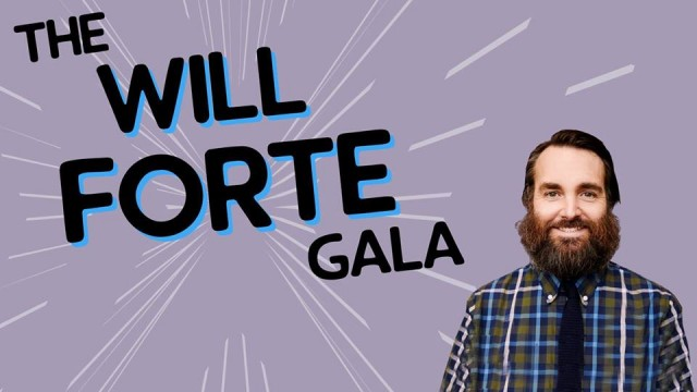 Will Forte Gala