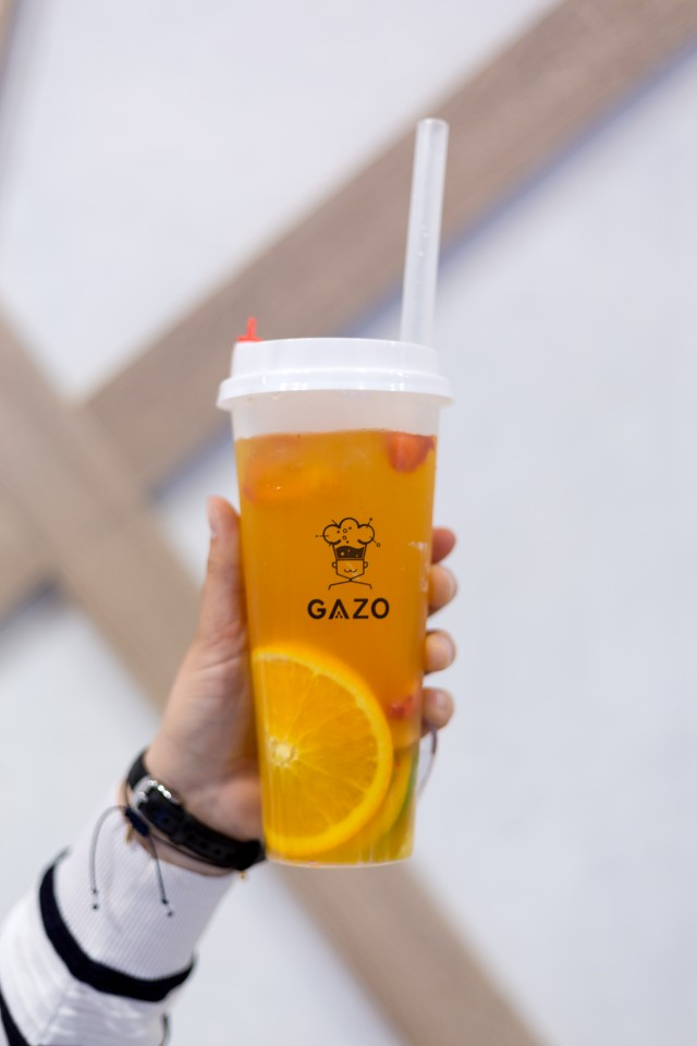 Gazo-fruit tea-plouffffe