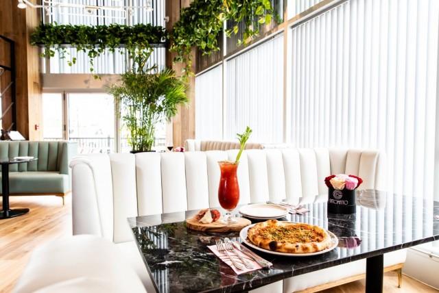 Gatto Matto Laval restaurant italian 1