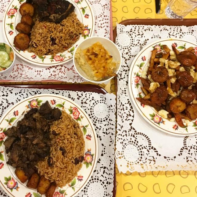 Lloydies Caribbean Restaurant Crescent Food Menu NG