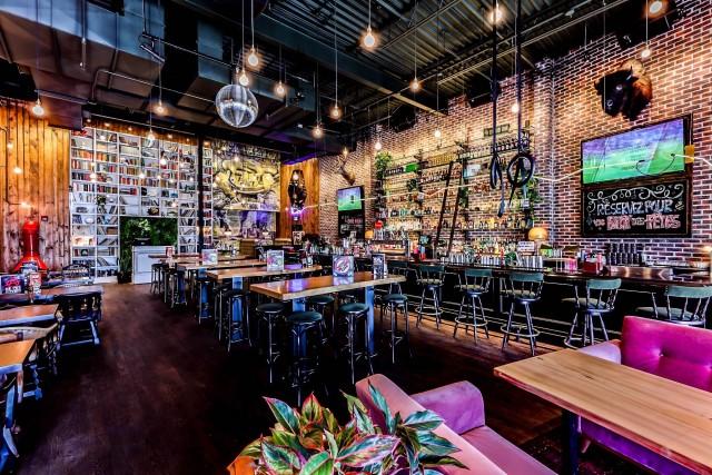 la belle et la boeuf boucherville restaurant 4