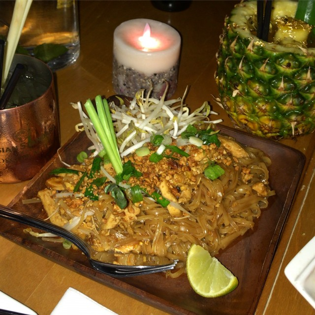 Brasserie Pamika Best Pad Thai NG